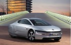 "Volkswagen XL1 Diesel Plug-In Gets ""Just"" 120 MPG In Real-World Drive"