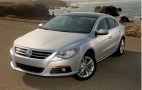 Volkswagen CC Breaks Cover