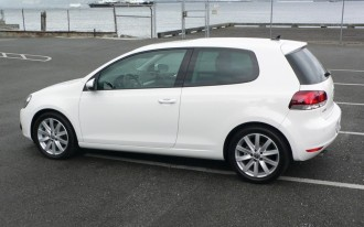We Drive The 2010 VW Golf…Sort Of
