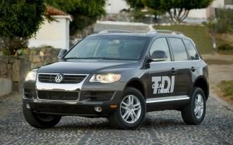 Driven: 2009 Volkswagen Touareg V6 TDI