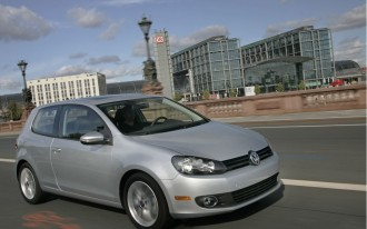 2009-12 Volkswagen Jetta TDI, 2010-12 Golf TDI Models Recalled
