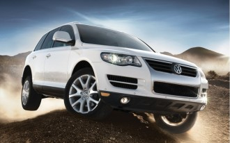 2007-2010 Volkswagen Touareg recalled for fuel leak, fire risk