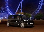 2010 Volkswagen Taxi Concept