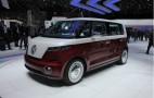 2011 Geneva Motor Show: VW Microbus Brought Into 21st Century