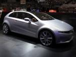 2011 Volkswagen Italdesign Giugiaro Tex Concept live photos