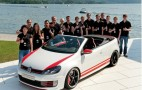 Apprentice-Built Wörthersee VW Golf GTI Cabrio Is Worth A See