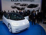 Volkswagen ID electric car concept