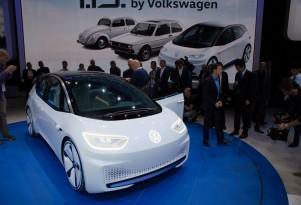 Volkswagen ID electric car concept