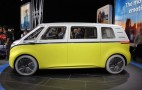 VW ID Buzz concept: all-electric Microbus could arrive in 2022