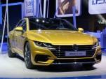 2019 Volkswagen Arteon, 2017 Geneva motor show