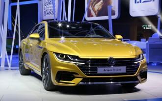 VW Arteon, Alpine A110, Hyundai Ioniq: What's New @ The Car Connection