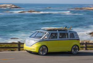 Volkswagen to build ID Buzz electric Microbus, cargo vans too, on sale in 2022