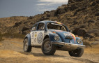 VW celebrates 50 years of Baja desert racing