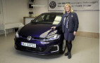 Volkswagen delivers its 150 millionth car: a Golf GTE