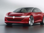 Volkswagen ID Vizzion concept for all-electric sedan by 2022 debuts in Geneva