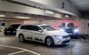 Volkswagen testing autonomous parking at German airport