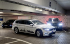 VW tests automated parking system at German airport