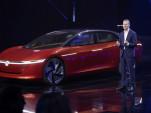 Volkswagen Groupe CEO Herbert Diess