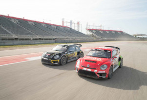 VW to support Americas Rallycross Series