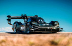 Volkswagen ID R hits Pikes Peak for first test run