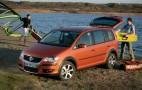 Volkswagen's CrossTouran lifestyle van