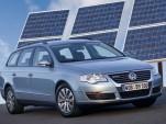 Volkswagen's frugal Passat BlueMotion