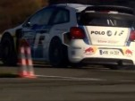 Volkswagen's Polo R WRC in shake down testing