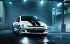 Volkswagen Showing New Scirocco GTS In Leipzig