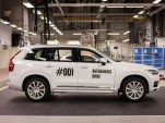Volvo Drive Me autonomous car pilot project in Gothenburg, Sweden