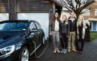 Hain family first to be chosen for Volvo's Drive Me self-driving car project