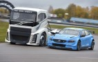 Volvo Trucks pits 2,400-hp race truck against WTCC race car