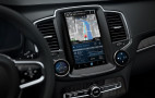 Did Garmin just reveal the 2020 Volvo S60/V60 interior?