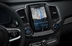 Did Garmin just reveal the 2020 Volvo S60/V60 interior?