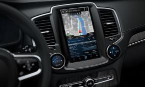 Garmin next-generation infotainment system previewed in future Volvo interior