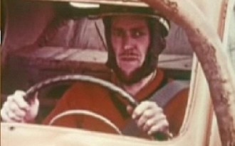 Crash Testing In The Old Days: Volvo Safety Video