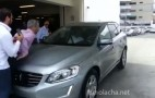Volvo Safety Demonstration Goes Horribly Wrong: Video