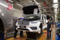 Volvo XC90 production in Gothenburg, Sweden