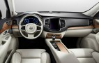 Volvo Shows Off New XC90's Button-Less Interface: Video