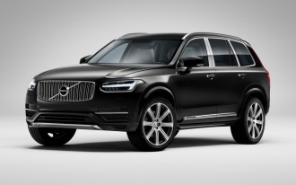 2017 Volvo XC90 vs. 2017 BMW X5: Compare cars