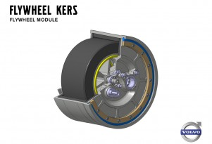 Flywheel KERS Boosts Gas Mileage By 20 Percent, Volvo Says