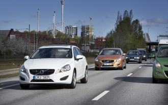 Volvo's Traffic Jam Tech Lets You Cruise Through Commutes