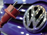 VW electric plug
