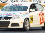 VW Jetta TDI Cup Race Car