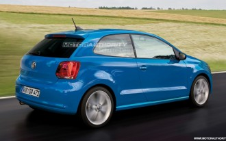 VW Polo Sedan, Hatchback Slated For U.S. Production In 2011