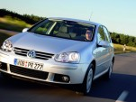 VW to introduce Golf BlueMotion at Frankfurt
