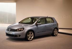 Second Generation VW Golf VI TwinDrive Plug-in Hybrid