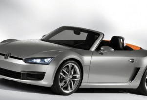 VW's Bluesport roadster concept could be the model for the car