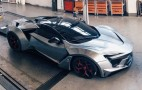 W Motors brings 900-hp Fenyr Supersport to Monterey