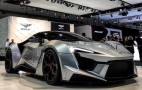 W Motors Fenyr Supersport debuts in Dubai with 900 horsepower