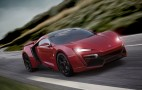 $3.4 Million Lykan Hypersport Debuts In Production Trim At Dubai Motor Show